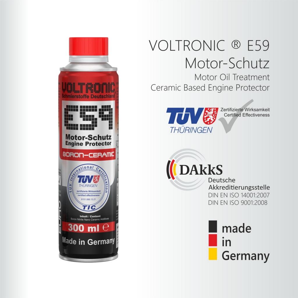 VOLTRONIC® E59 Engine Protector